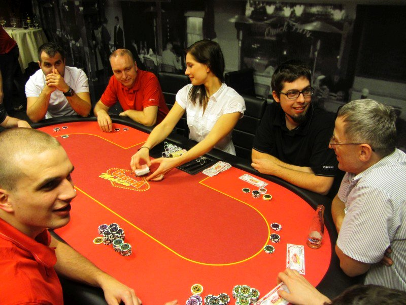 Bonver casino ostrava poker